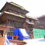 Explore the history of the Kingdom of Nepal in the old Royal Palace in Kathmandu Durbar square!