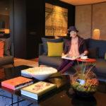 グラシア通りに面するラグジュアリーホテル・マンダリンのスイートへ