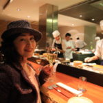 "Mediterranean-style cuisine Japan ""Koy Shunka"" Barcelona Michelin one-star winner"
