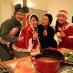 我が家でサンタ気分!フライングクリスマスパーティを開催!