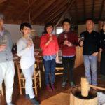 毎年恒例!一級建築士の長谷守保邸にて餅つき会2017を開催!