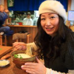 "In the Ōmori toshikoshi Soba ""buckwheat noodle house oomori"" new year's Eve last dinner out, enjoy!"