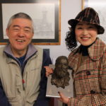ガウディ建築研究の第一人者・田中裕也さんのアトリエ兼ショップを訪問