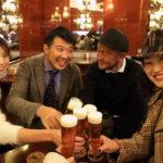 「El Vaso De Oro」スペイン地ビールと中田ヒデも絶賛したフォアグラステーキ!
