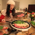 "In the evening of new year's day""SUKIYAKI""! Compared with 2 kinds of brand-name beef cattle"