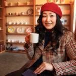 """""""L 和 # 8217s; Thé KUKAI"""" 畫室向愛喝茶的人展示!"""