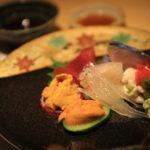 「はんなり」 落ち着き溢れる和モダンで旬の食材を楽しむ和食店