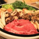 静岡そだちの部位毎を静岡の銘酒と共に楽しむ極上すき焼きパーティ!