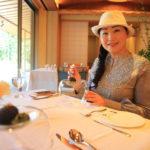 Elegant French by Miyama Yukio ABBA RESORTS IZU sitting Sou Izu Kogen