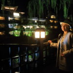 「伊東温泉 東海館」昭和初期の温泉情緒を楽しめる松川河畔の日帰り温泉