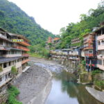 "Recommended cheap! Taiwan taxi Charter! (3) hot springs surrounded by """" Crow""in the woods of mystery"