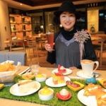"""Westin Ilan"" picnic-style afternoon tea and happy hour"