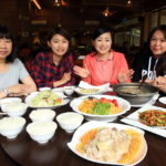 """Natural luxurious silane resort rich Chinese lunch of Ilan """"marine Orchid mountain""""."""
