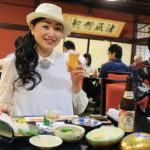 """At old town """"ISO syogetsu"""" Toyama Iwase founded 1911 in kaiseki cuisine."""