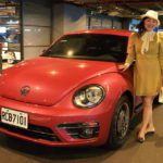 "One day free ""Silk sprays Ilan"" car rental! Beetle jump out!"