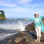"Shopping in the ""city of the Banya Himi"" seafood and explore amaharashi coast!"