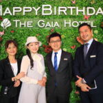 "3 ""big liquor store Gaia Hotel"" celebrated anniversary! Beitou Hot Springs Hotel rooms."