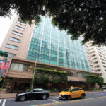 "1970 ""Gloria Prince Taipei, long-established Japanese brand hotel in safe stay."