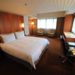 """Rooms filled with restless in """"Gloria Prince Taipei, warm colors and design"""