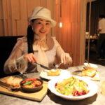 """Gloria Prince Taipei, farmer and restaurant ingredients chef supervisor"