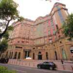 """Mandarin Oriental Taipei, luxury and prestigious 5-star hotel"