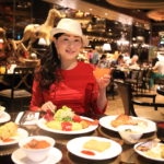 「パレ・デ・シン台北」多国籍なブッフェスタイルの朝食で最終日を迎える朝