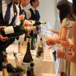 「一味真 ル・グリル」海の日シャンパーニュパーティ!31種類を飲み比べ!