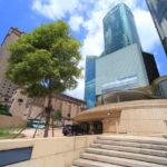 "Museum by Tadao Ando, architect ""of Shanghai Fudan Museum Aurora Museum"""