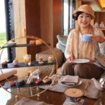 """""""沖繩麗思卡爾頓酒店"""" 那果灣, 俯瞰精緻的下午茶"""