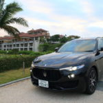 "Enjoy with a Maserati in the luxury resort of ""the Ritz-Carlton of Okinawa"" enrichment facilities"