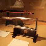 By sitting-so human national treasure swords and sword of nearly 400 years of history learning appreciation!