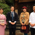 """""""坐在房子"""" 日本的一生中的一次熱情好客! 寧靜的日子, 也相遇"""