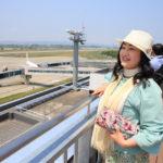 「富山きときと空港」にて東京銀座姉妹店の本格ピッツァで母の日ランチ!